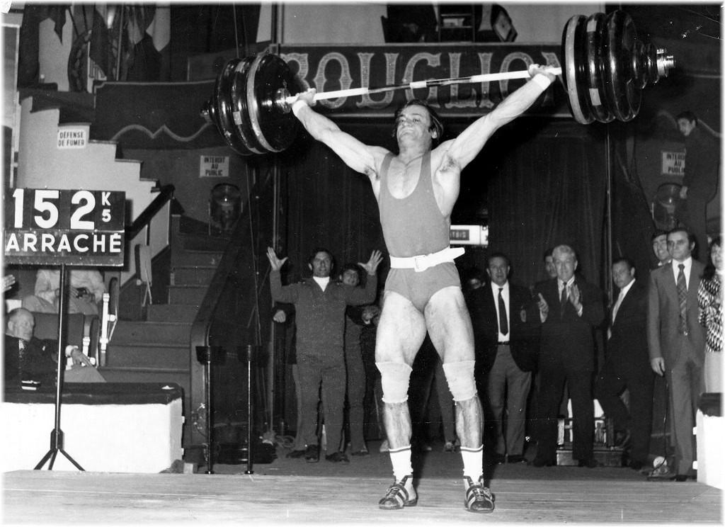 Mémorial Jean Dame 1974... 152 k 500 à l'arraché : Merveilleux record du monde pour Nedelcho Kolev